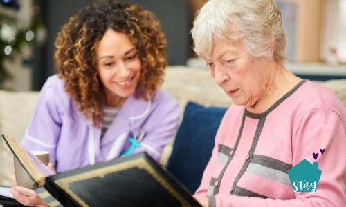 Dementia Care Professionals Month