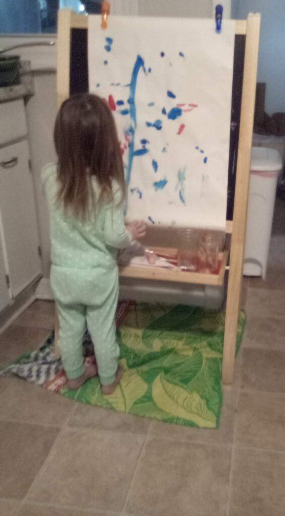 Art, Open Ended Art, Montessori Toddler, Montessori 3-6, Pre-Writing, Language Activities