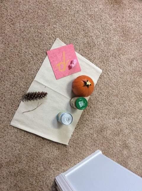 Sound games, Language Objects, Language Activities, Pre-reading, Pre-writing, Montessori 3-6, Montessori Homeschool
