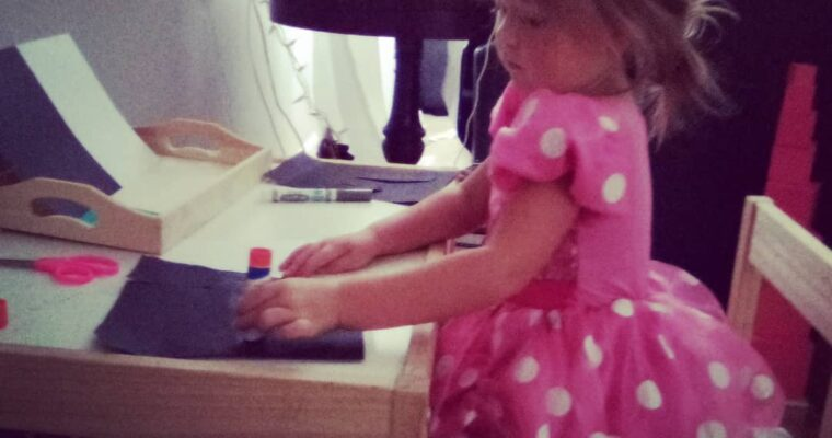 Montessori Inspired Creation Unit – Day 1