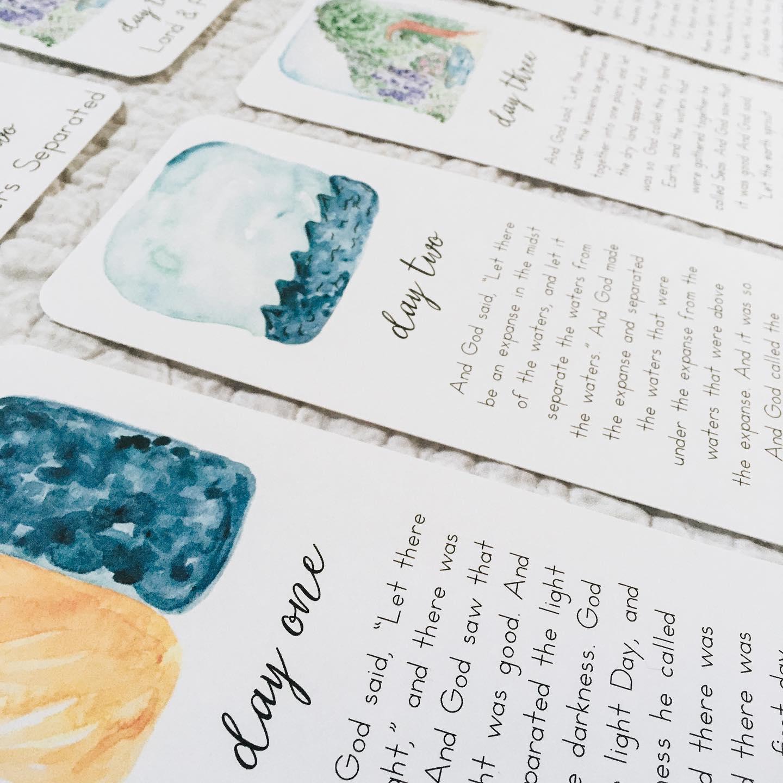 Montessori Inspired Creation Unit – Day 3