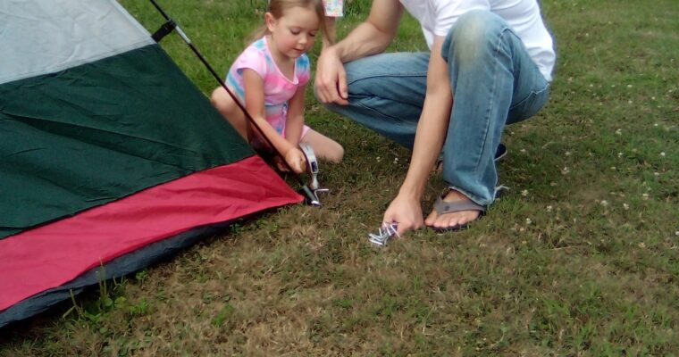 Mini Camping Unit
