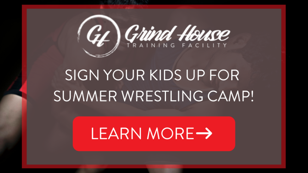 wrestling camp pop up