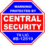 Central Security solutions by Master Integrators