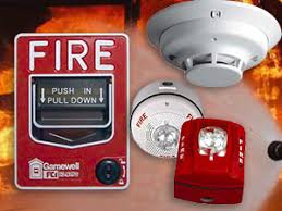 commercial fire alarm systems and monitoring services