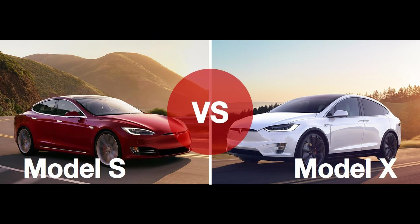 Tesla Buyers Guide | Model S. Vs. Model X