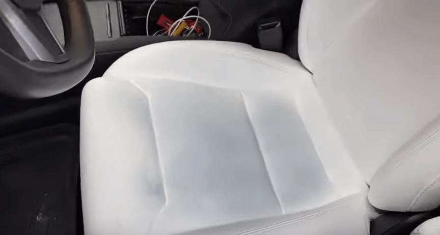 white seats