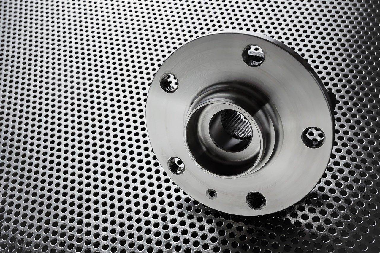 wheel, car, bearing