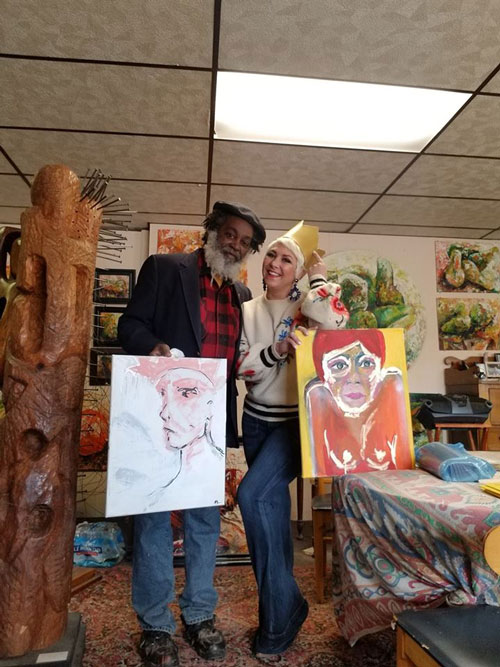 A.R.Drew At Studio II