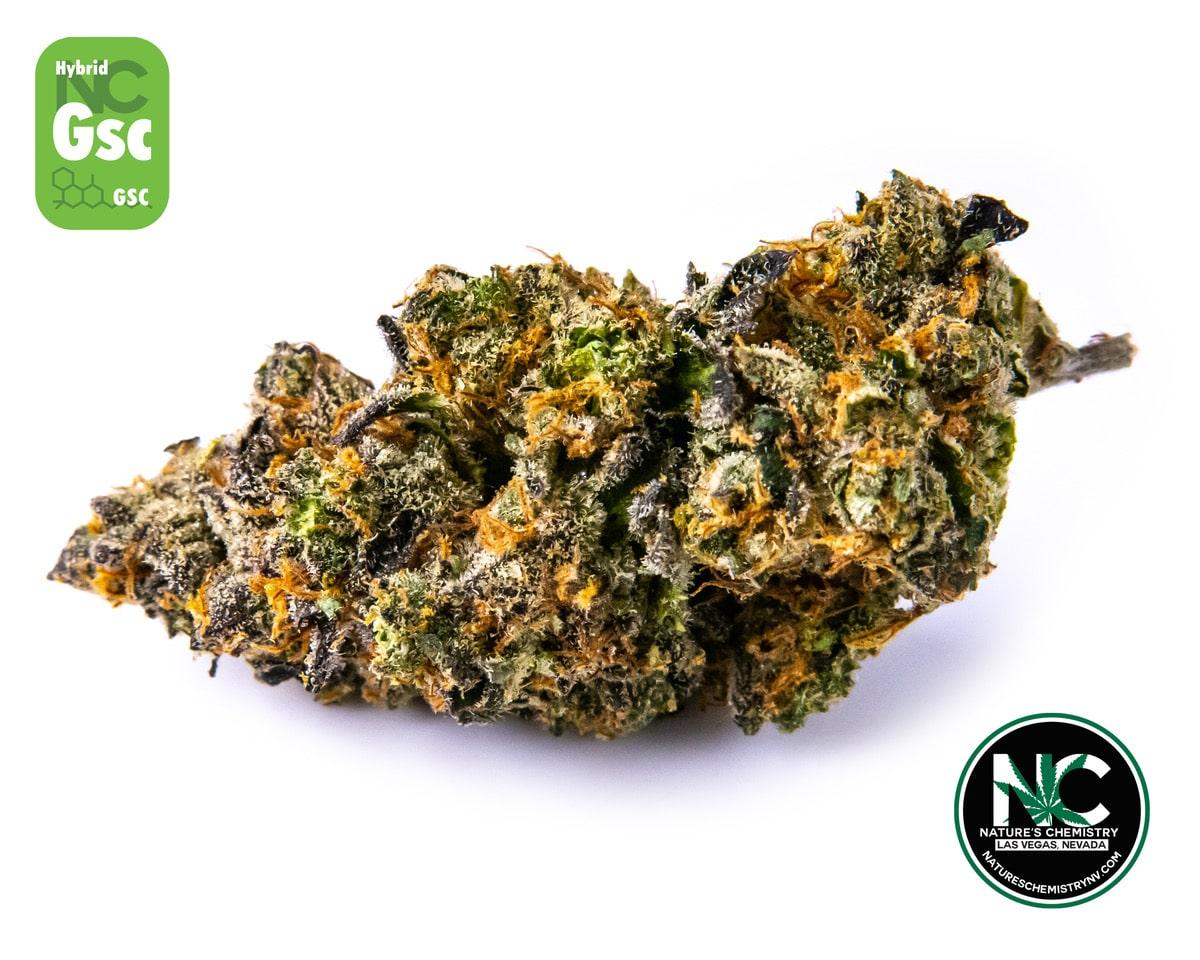GSC - (OG Kush X Durban Poison)