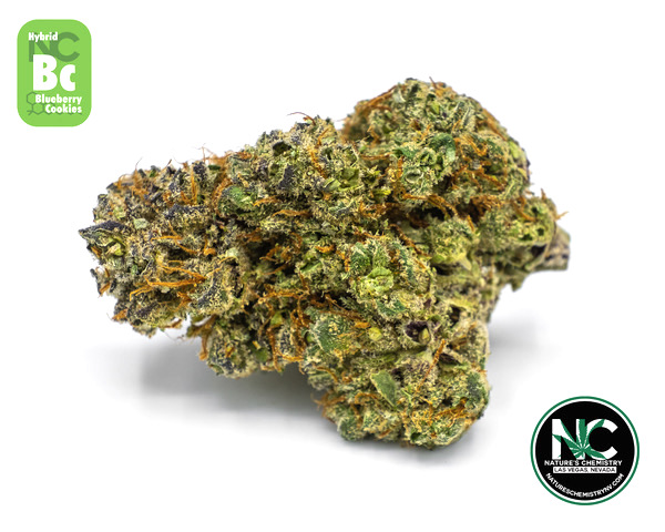 BLUEBERRY COOKIES - (Blueberry TahoeX Thin Mint GSC)