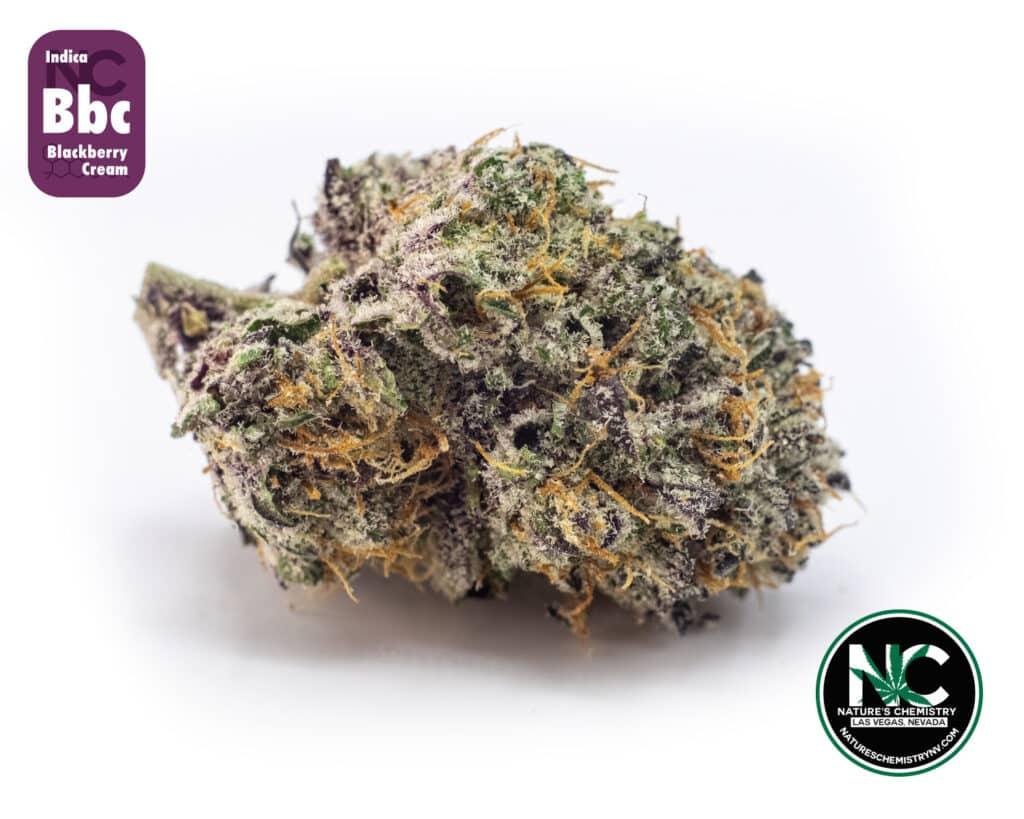 BLACKBERRY CREAM - (Blackberry Kush X Cookies and Cream)