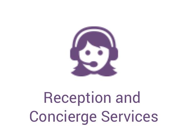 Reception & Concierge Services - vOffice