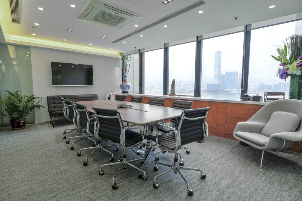 vOffice Meeting Room