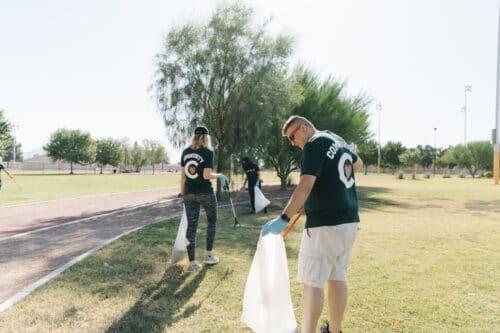 "Cultivate Las Vegas dispensary. ""Cultivate Cares"": A Community Outreach - Help Clean Up Kianga Isoke Palacio Park at Doolittle!"