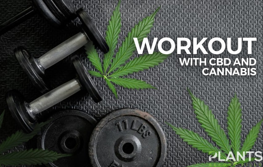 How-to-Workout-with-CBD-and-Cannabis