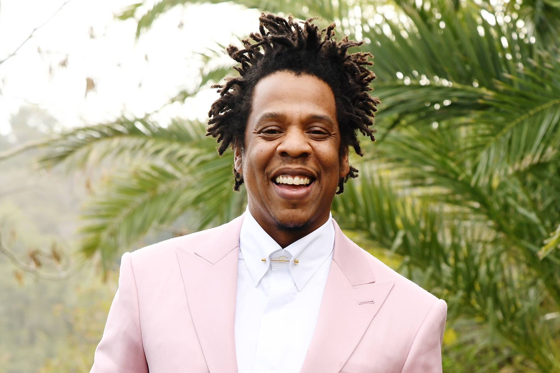 LOS ANGELES, CALIFORNIA - JANUARY 25:  Jay-Z attends 2020 Roc Nation THE BRUNCH on January 25, 2020 in Los Angeles, California. (Photo by Kevin Mazur/Getty Images for Roc Nation)