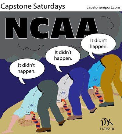 Capstone Saturdays: It Didn't Happen