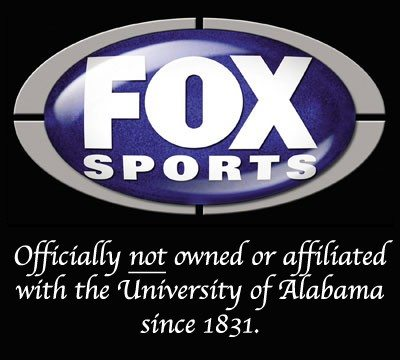 REPORT: Alabama doesn't own Fox Sports