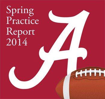 spring practice report