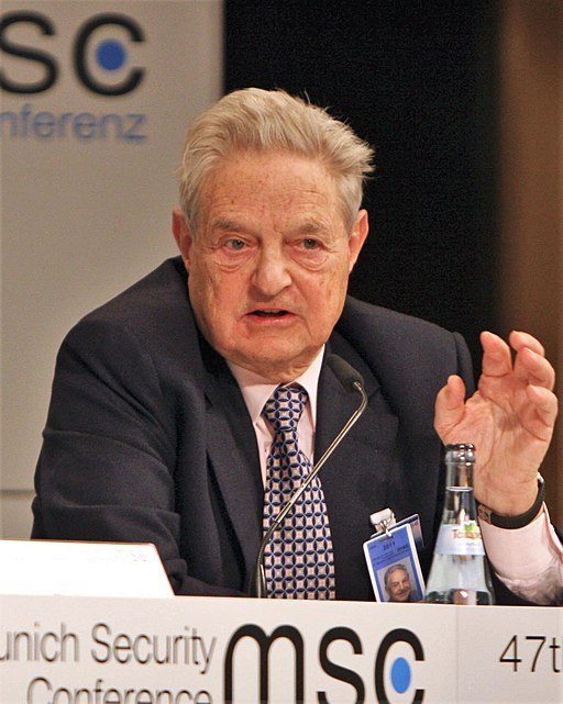 The George Soros Funded Transformation of Evangelical Churches