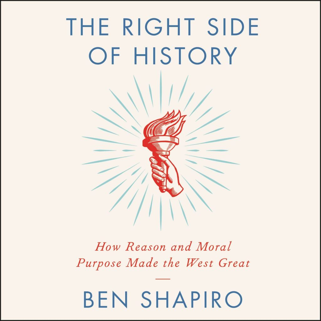 Want to know what is happening in the Southern Baptist Convention? Read Ben Shapiro's The Right Side of History
