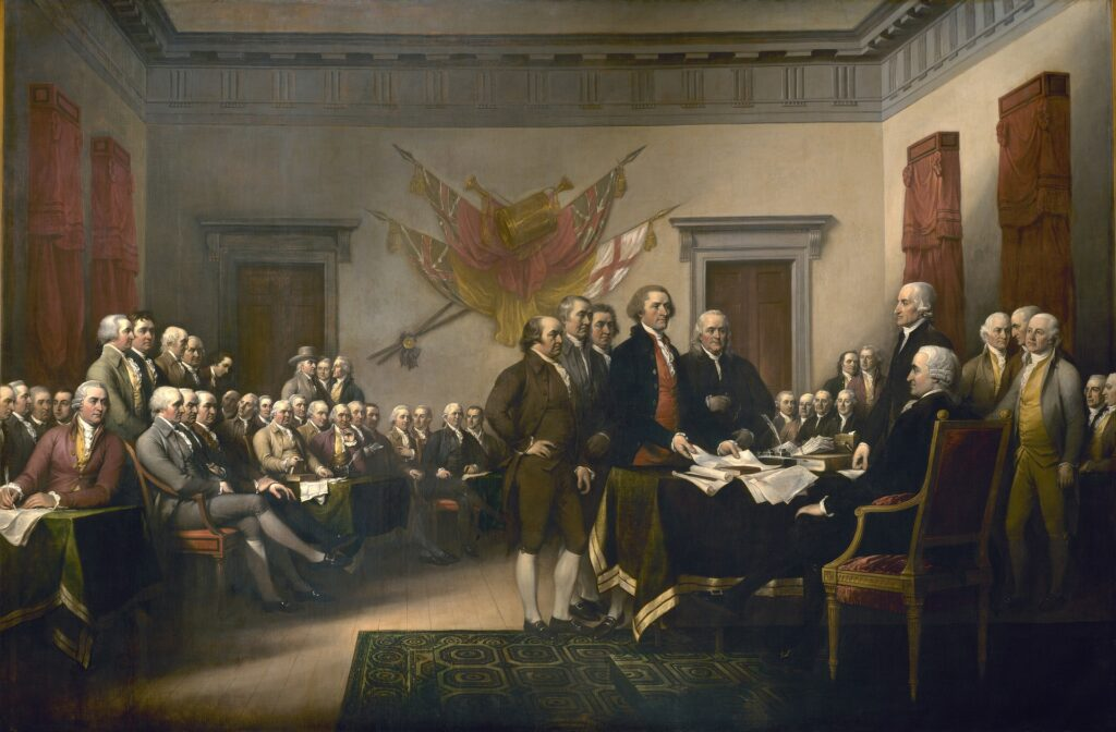 American Exceptionalism vs American Nationalism: Is there conflict?