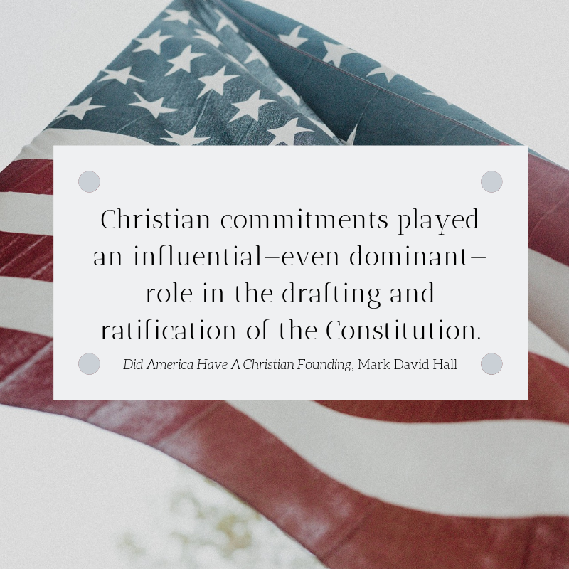Did America Have a Christian Founding?