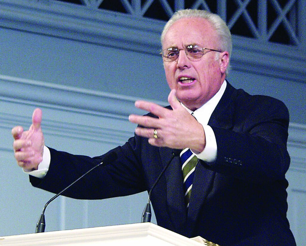 John MacArthur blasts Southern Baptist Convention on Critical Race Theory, Identity Politics