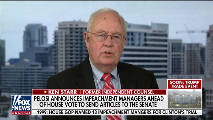 Never Trump Southern Baptist Professor attacks Trump attorney Ken Starr