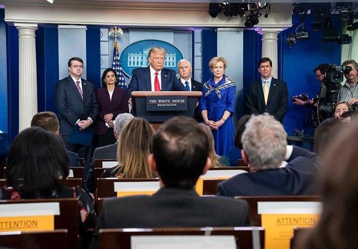 Donald Trump and the China Virus