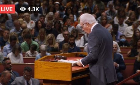 Pastor John MacArthur and Grace Community Church Win Right to Hold Indoor Worship Services
