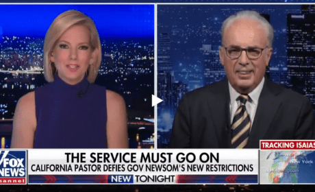 LA threatens John MacArthur with fines, arrest