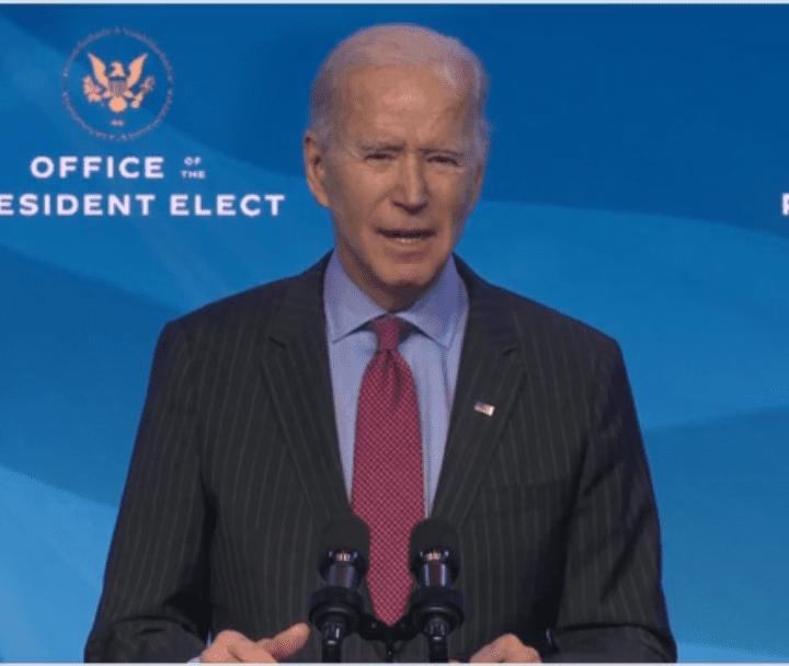UNITY: Joe Biden compares Southern Baptist Sen. Ted Cruz to a Nazi