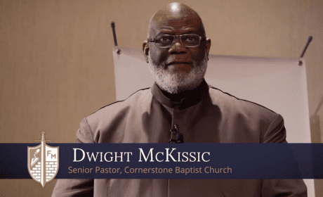 Pastor who voted for Hillary Clinton smears Mike Stone