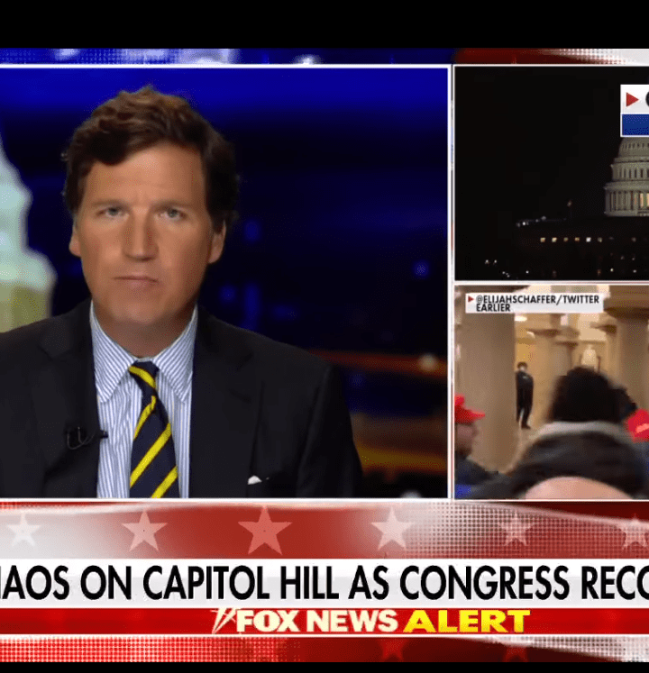 Life after Trump: Tucker Carlson already leading the conversation