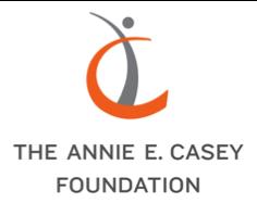 the Annie E Casey foundation logo