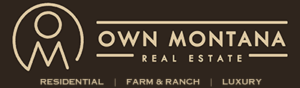 Own Montana Real Estate Logo