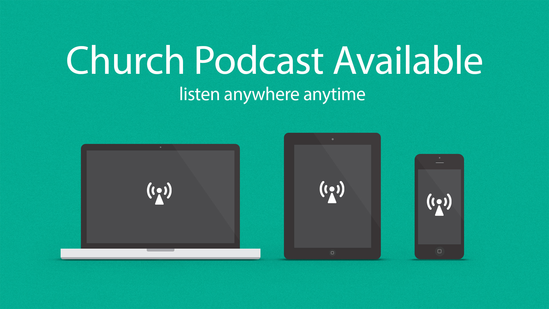 Podcast Update