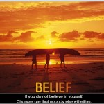 conviction and belief