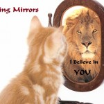 loving mirrors & safe havens