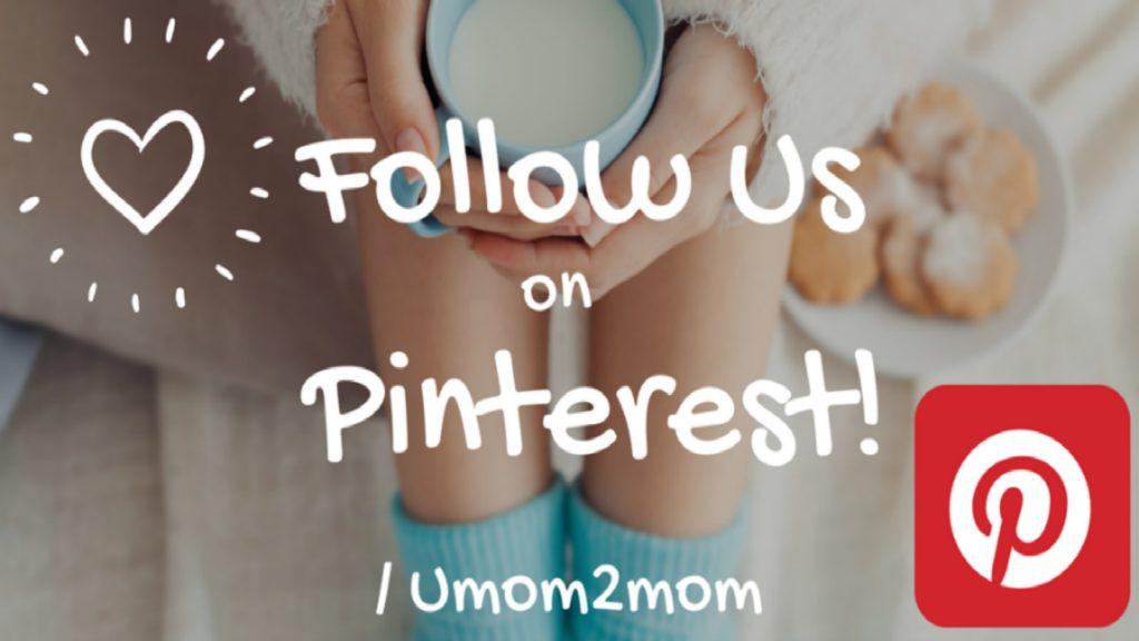 Follow Us onPinterest!