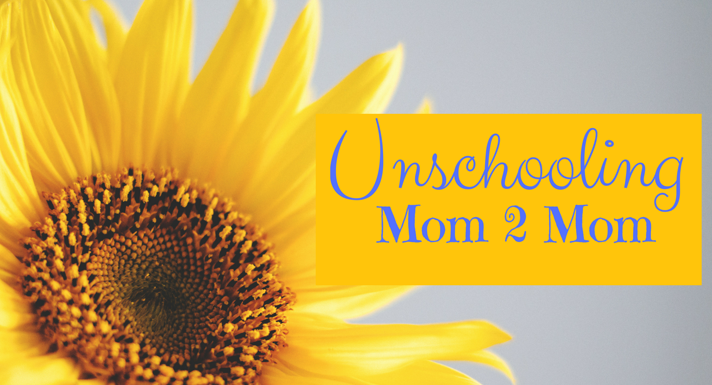 Unschooling Mom2Mom Facebook Group