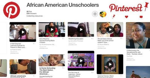African American Unschoolers