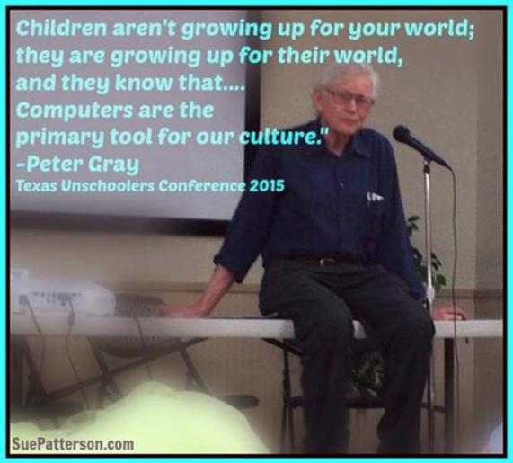 Peter Gray