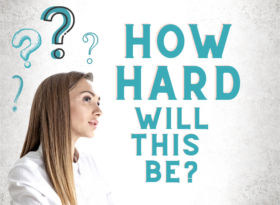 How Hard Will Unschooling Be For You?