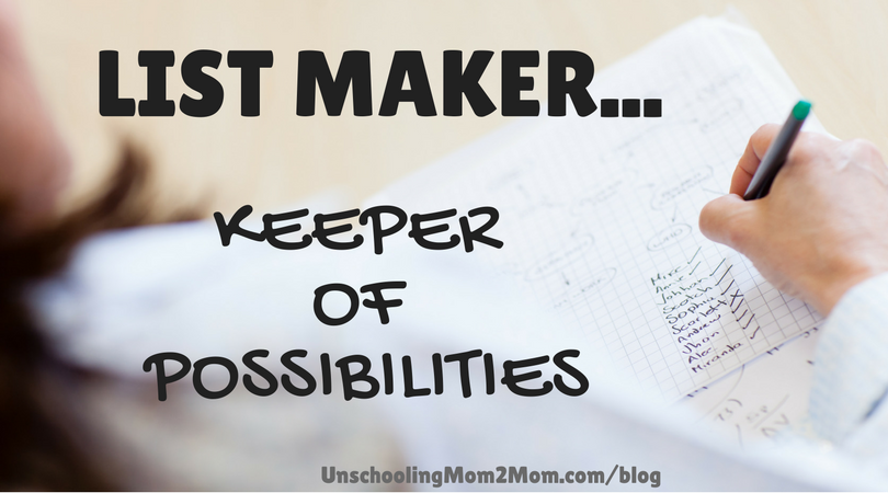 The Keeper of Possibilities