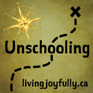 """Look for """"Growing Up Unschooling"""" podcasts"""