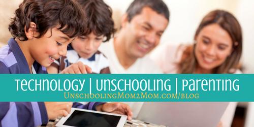 Unschooling Technology