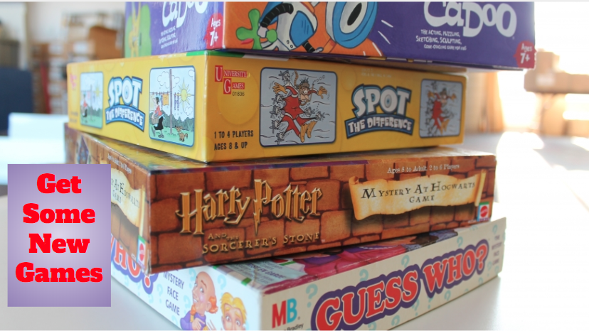 Games - Unschooling Favorites